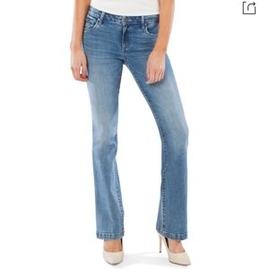 Kut from the Kloth Stella Relaxed Flare je…